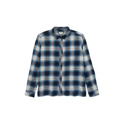 Coastline Plaid Flannel Shirt