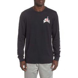 Jumpman Long Sleeve T-Shirt