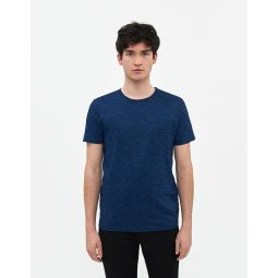 Levis Made & Crafted Pocket Tee in Blue | Need Supply Co.