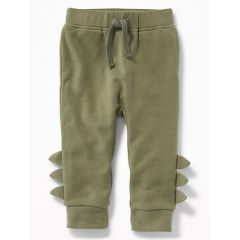 Dino-Critter U-Shaped Pants for Toddler Boys