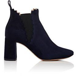 Lauren Suede Ankle Boots