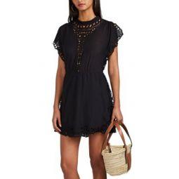 Caidy Eyelet Dress