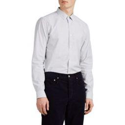 Murray Textured Cotton Shirt