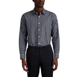 Menlo Striped Cotton Shirt