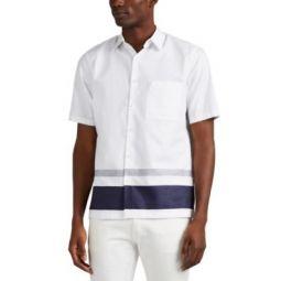 Bruner Striped Cotton Shirt