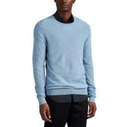 Riland Cotton-Pique Sweater