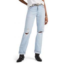 The 90s Deconstruction Levis Jeans