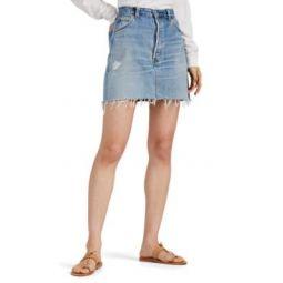 The 60s Levis Miniskirt