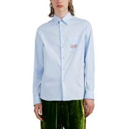 GG Logo Cotton Shirt