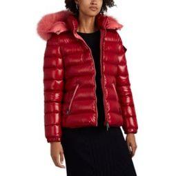 Bady Fur-Trimmed Down Puffer Coat