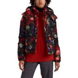 Koura Reversible Down Puffer Jacket