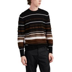 Hilles Striped Cashmere Sweater