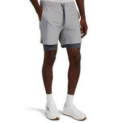 Tech-Crepe Compression Shorts
