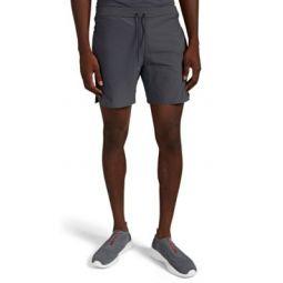 Tech-Twill Drawstring Shorts