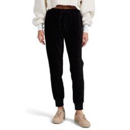 Flynn Cotton-Blend Drawstring Pants