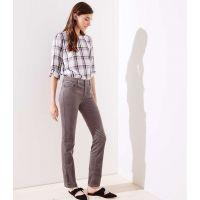 Modern Straight Leg Corduroy Pants