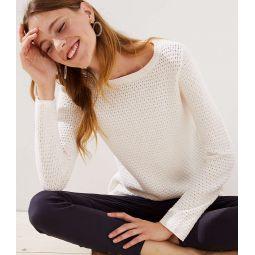 Stitchy Sweater