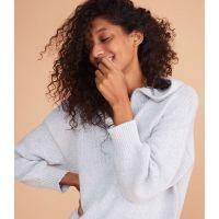 Lou & Grey Shimmer Hoodie Sweater