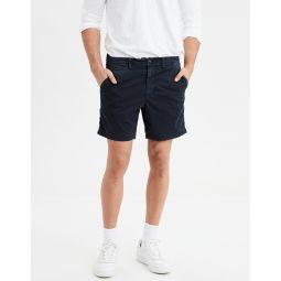 AE Ne(X)t Level Slim 6 Khaki Short
