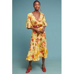 Faithfull Rios Floral Dress