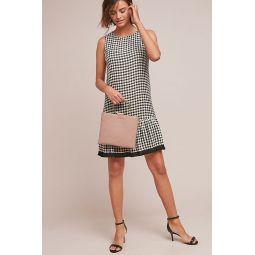 Gingham Shift Dress
