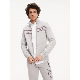 Organic Cotton Zip Sweatshirt