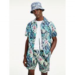 Regular Fit Floral Print Shirt
