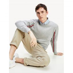 Signature Stripe Sweater