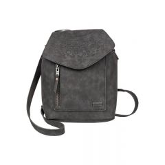 Like A River 6L Small Faux Leather Backpack