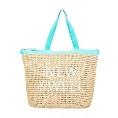 Heard That Sound Straw Tote Bag
