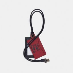 Id Lanyard Card Case With Rexy By Guang Yu