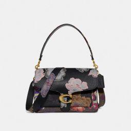 Tabby Shoulder Bag With Kaffe Fassett Print