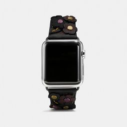 Apple Watch Strap With Tea Rose