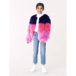 Sula Faux-Fur Jacket