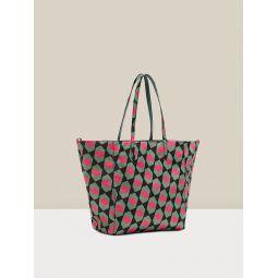 Darianna Reversible Leather-Blend Tote