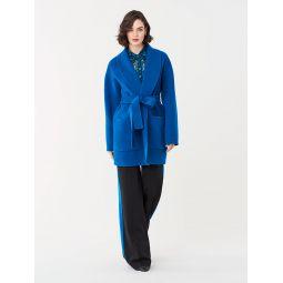 Priel Double-Face Wool Coat