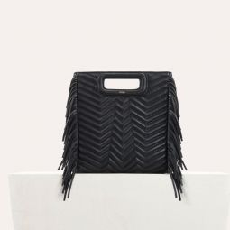 Quilted Leather M Bag