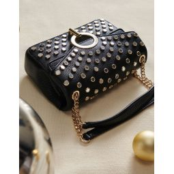 Yza Bag With Studs, Small Model