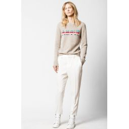 Delly Cashmere Amour Jumper