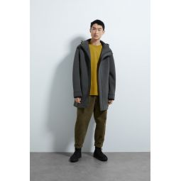 TWO-TONE TECHNICAL PARKA