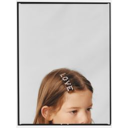 THREE-PACK OF PEARLY BARRETTES