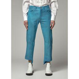 Lanvin Leather Trouser | Totokaelo