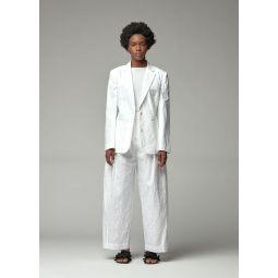 Lanvin Crinkle Cotton Jacket | Totokaelo