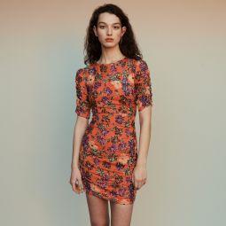 RAZUL Sequin embroidered dress