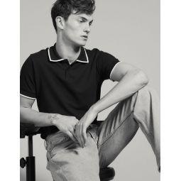 Liner Polo Shirt