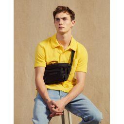 Terrycloth Polo Shirt
