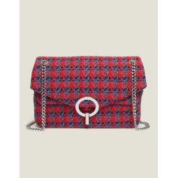 Yza tweed bag