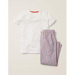 Pajama Set - Duke Blue/Rocket Red