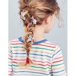 3 Pack Hair Clips - Unicorns