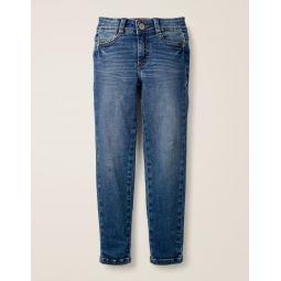 Superstretch Skinny Jeans - Mid Vintage